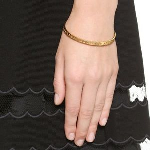 Marc by Marc Jacobs Tiny Cut Bangles